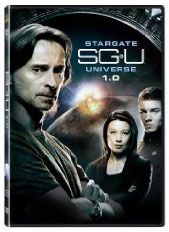 Stargate Universe review on DVD