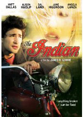 The Indian on DVD