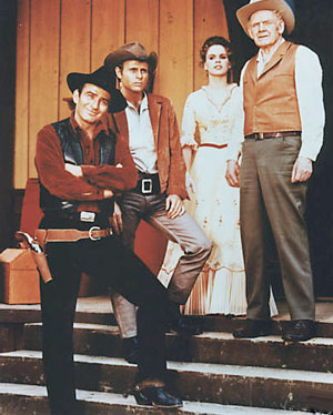 The Virginian cast