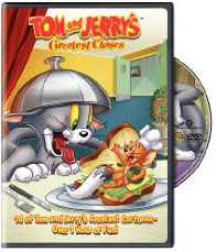 Tom & Jerry on DVD