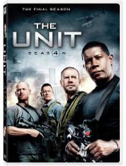 The Unit on DVD