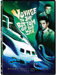 Voyage to the bottom of the season DVD
