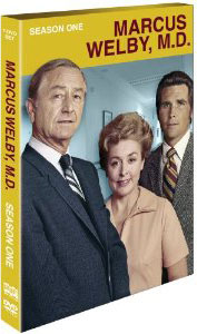 Marcus Welby on DVD