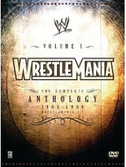 Wrestlemania on DVD