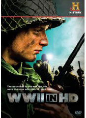 WWII in HD on DVD