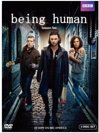 Being Human on dvd