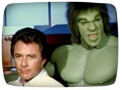 Bill Bixby & The Incredible Hulk TV Series