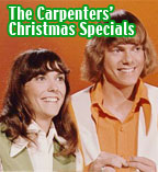 Carpenters' Christmas TV Specials of the 1970s