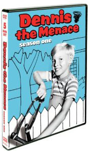Dennis the Menace on  DVDs