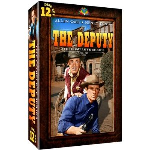 Henry Fonda in The Deputy on DVD