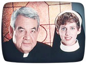 TV Blog / classic tv series Father Dowling mysteries with Tom Bosley