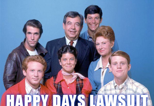 Happy Days Lawsuit