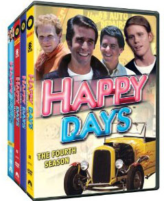 Happy Days on DVD / Happy Days TV Show