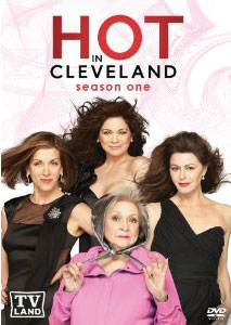 Hot In Cleveland on DVD