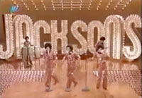 The Jacksons TV Variety series in 1976-77