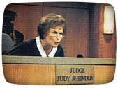 Classic TV show Judge Judy