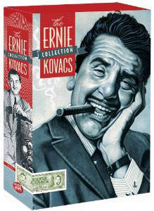 Ernie Kovacs on DVD / Ernie Kovaks' classic TV shows now on DVD