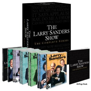 Classic Television Shows: The Larry Sanders Show: The Complete Series on DVD