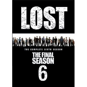 Lost Season 6 on DVD