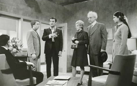TV blog / Make Room For Granddaddy / ABC 1970 sitcom with Danny Thomas