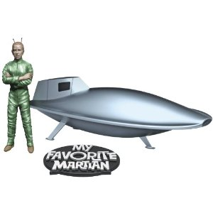 TV Blog / My Favorite Martian Model Kit