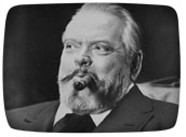 Television Blog - Orson Welles on Jack Benny's Show