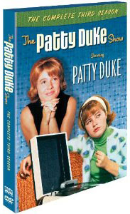 The Patty Duke Show: Season Three on DVD