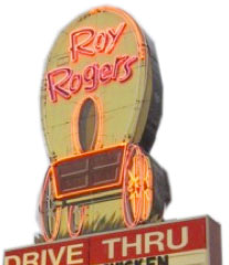 1970s fast food - Roy Rogers Roast Beef