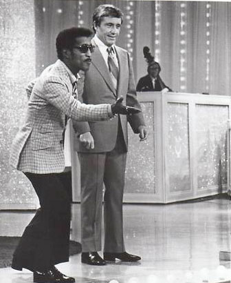 TV Blog / Sammy Davis Jr and Merv Griffin on The Merv Griffin Show