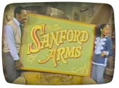 Classic TV Show Sanford Arms based on Sanford & Son