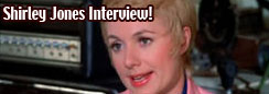 Classic TV star Shirley Jones Interview