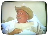 Slim Pickens in Filthty Rich 1981