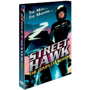 Streethawk on DVD