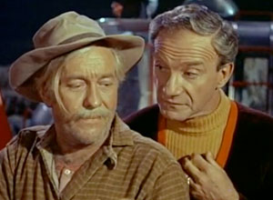 TV Blog - Strother Martin in classic tv shows Lost in Space