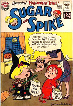 Sugar & Spike comics