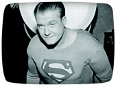 George Reeves, classic TV's Superman from the 1950s