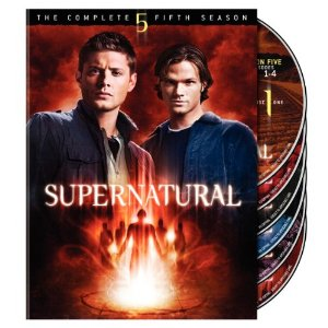 Supernatural - Season 5 on DVD