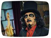 TV Blog / Svengoolie / Classic TV horror host!