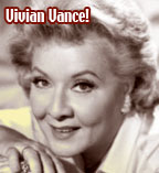 Vivian Vance : Tv'a Ethel from I Love Lucy