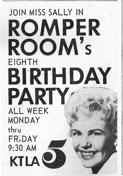 TV Blog / Romper Room