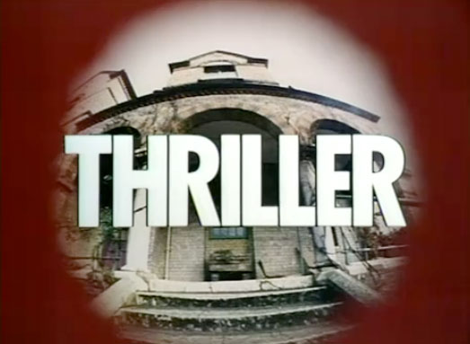 Thriller 1970s TV show