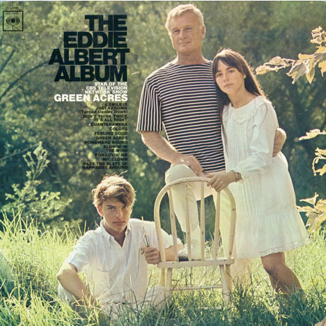 Eddie Albert Album