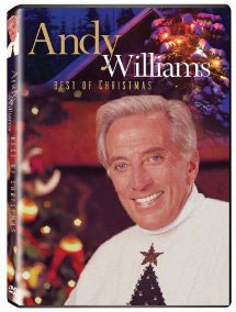Andy Williams Christmas shows DVD