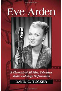 tv blog / Eve Arden Book