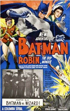 Batman 1940 movie serial