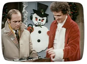 Bob Newhart Christmas Episode