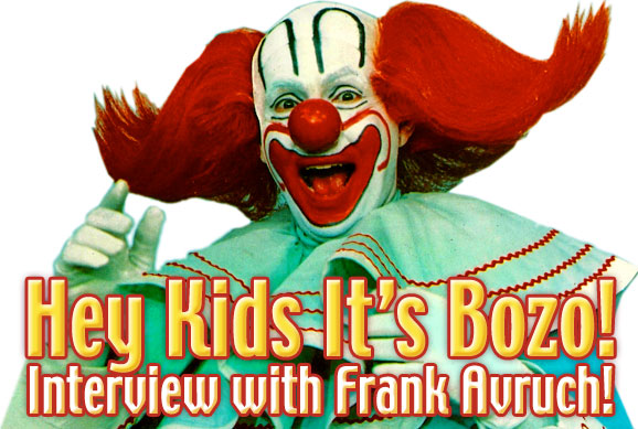 TV's Bozo / Interview with Boston's Franl Avruch