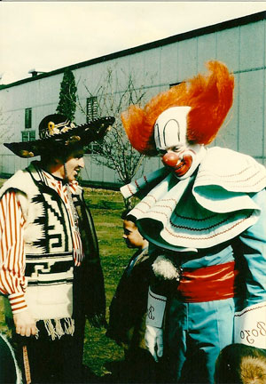 Bozo show from Boston starring Frank Avruch