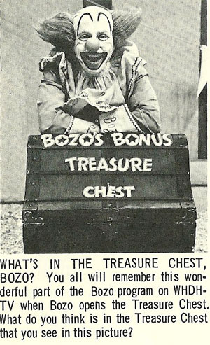 Bozo's Treasure Chest