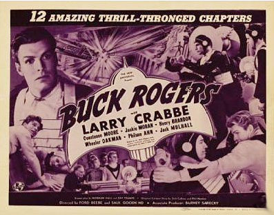 Buck Rogers movie serial